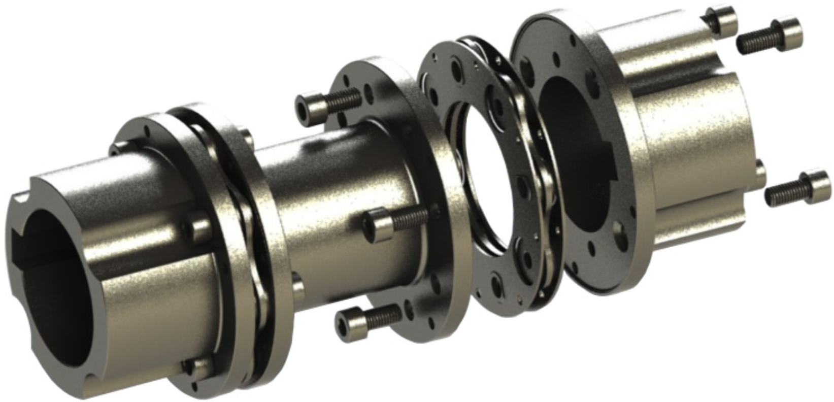 Disc Couplings- Rigid