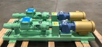 Continental Progressing Cavity Pumps