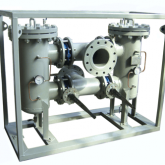 Pump Projects Strainer Systems