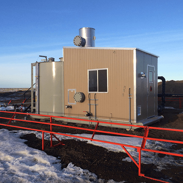 Pump Projects H2S Scavenging Systems